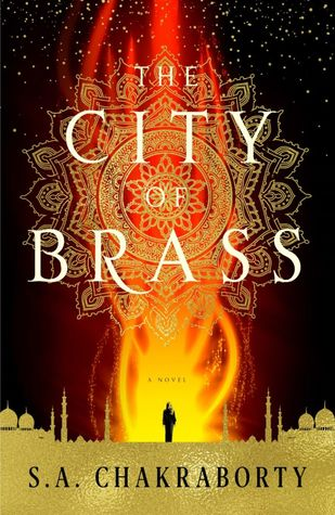 City of Brass book cover