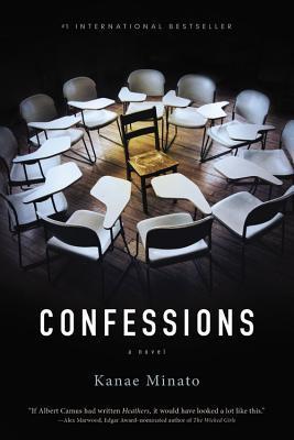 Book cover for Confessions by Kanae Minato